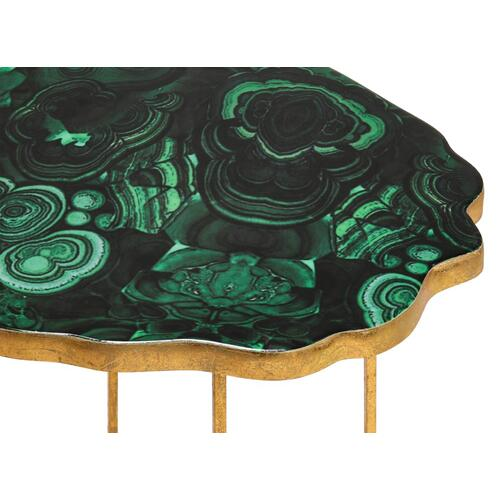 Tov Furniture - Lily Agate Side Table