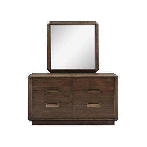Magnussen Home - Square Mirror