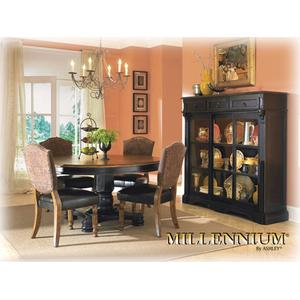 D53450t In By Ashley Furniture In Berryville Ar Rowley Creek Dining Room Table Top