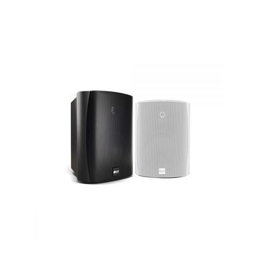 Black Ventura 6 Outdoor All-Weather Loudspeaker Pair
