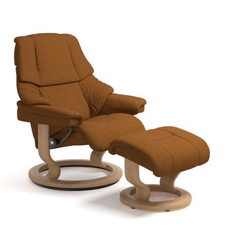 Stressless By Ekornes - Reno (M) Classic chair
