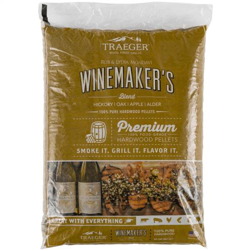 Gallery - Winemaker's Blend Wood Pellets