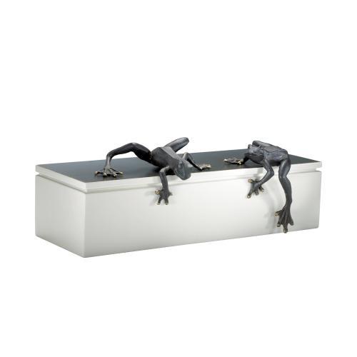Cyan Designs - 2pc Iron Frogs