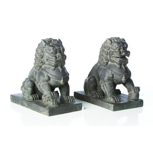 Foo Dogs (Female Left & Male Right) - 1 pair /ctn