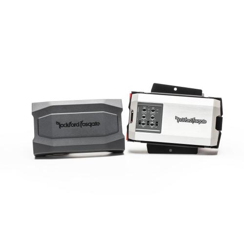 Rockford Fosgate - 1998-2013 Road King® 2-Speaker & Amp Kit