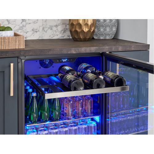 "24"" Single Zone Beverage Cooler"