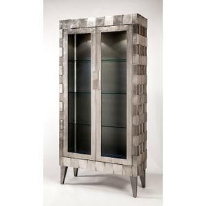 """Artmax - Curio Cabinet 39x15.5x78"""""""