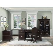 Clinton Hill - Lateral File Cabinet - Kohl Black Finish Product Image