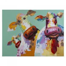 Curious Cows I