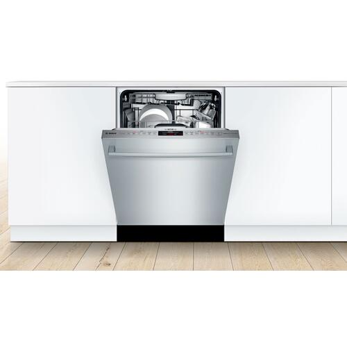 800 Series Dishwasher 24'' Stainless steel SHXM88Z75N