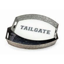 TY Tailgate Trays - Set of 2