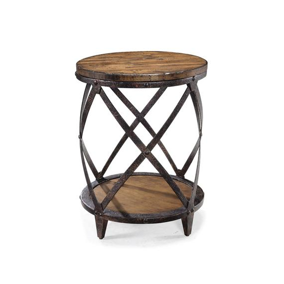 Magnussen Home - Round Accent Table