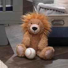 Hall of Fame Plush Lion Stuffed Animal Toy - Leo