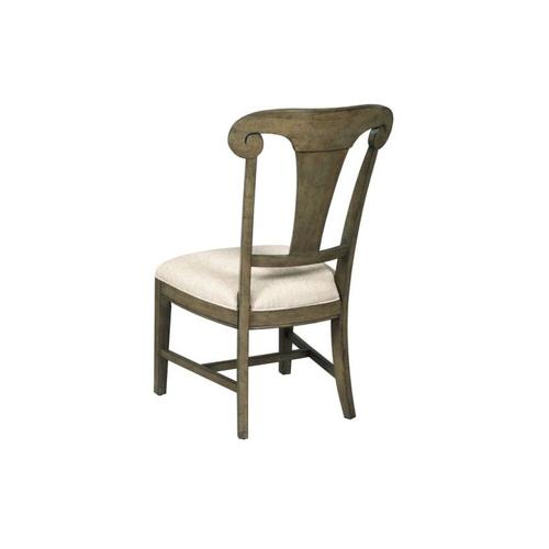 Fulton Splat Back Side Chair