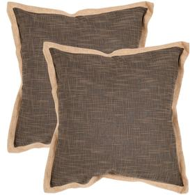 Madeline Pillow - Brown