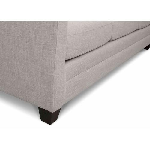 Bassett Furniture - Carolina Thin Track Arm Sofa