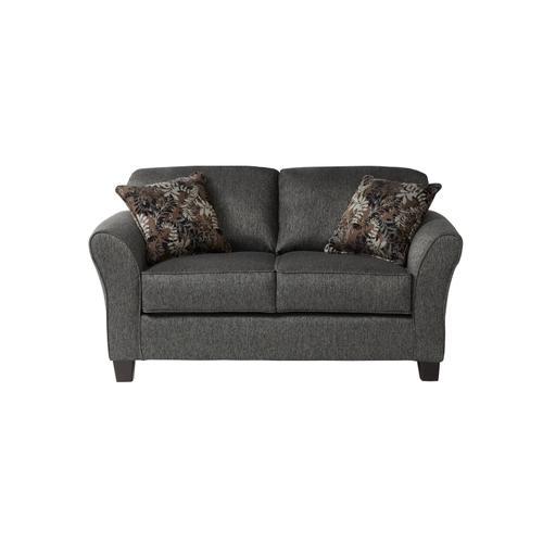 Hughes Furniture - 4600 Loveseat