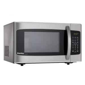 Danby Canada - Danby Designer 1.1 cu. ft. Stainless Steel Microwave with Convenience Cooking Controls
