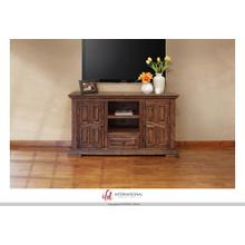 """See Details - 55"""" TV Stand w/2 doors, 1 drawer & 2 Shelves"""