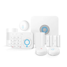 9-Piece Alarm Enhanced Protection Kit - White