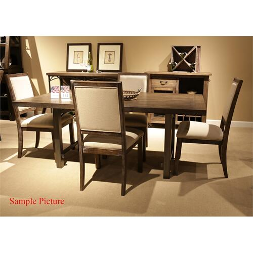 Liberty Furniture Industries - Rectangular Leg Table W/O Base