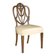 See Details - HEART SIDE CHAIR