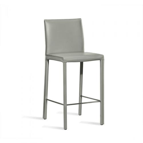Vera Counter Stool - Grey