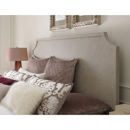 Panel Bed, King 6/6
