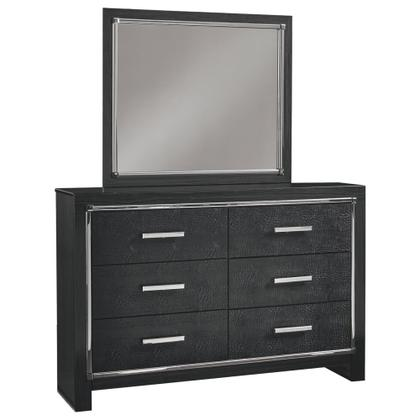 See Details - Kaydell Dresser and Mirror