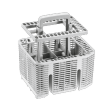See Details - GBU - Cutlery basket for additional cutlery capacity in the bottom basket.