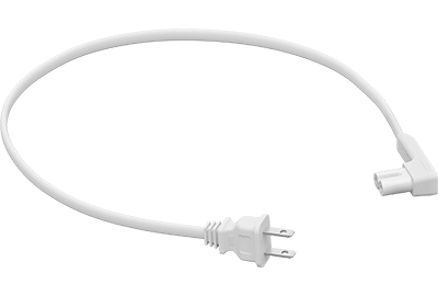 Angled Power Cable