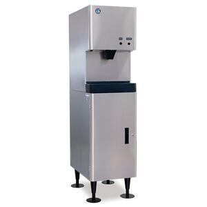 DCM-270BAH, Cubelet Ice and Water Dispenser, Air-cooled, Built in Storage Bin