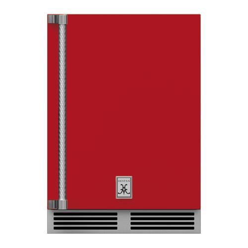 """24"""" Hestan Outdoor Undercounter Refrigerator (Solid Door) - GRSR Series - Matador"""