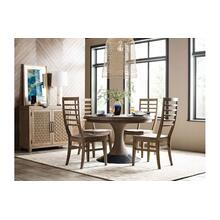 View Product - Lindale Round Dining Table - Complete