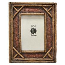 """See Details - Birch Twig Picture Frame (4x6/8x10) - 4"""" X 6''"""