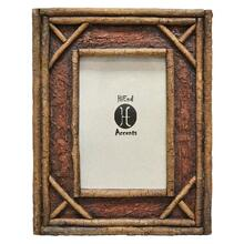 "Birch Twig Picture Frame (4x6/8x10) - 4"" X 6''"