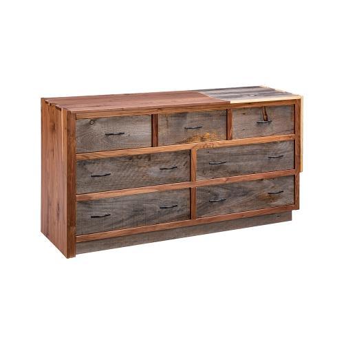 Millennium 7 Drawer Dresser