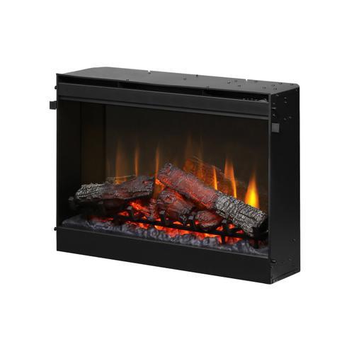 Dimplex - Dimplex Electric Log Firebox Insert