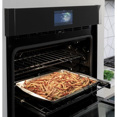 "Café Professional Series 30"" Smart Built-In Convection French-Door Single Wall Oven"