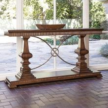 See Details - Woodford Console Table - Nutmeg