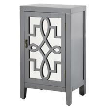 MDF 1 door cabinet