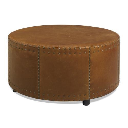 Drum Ottoman