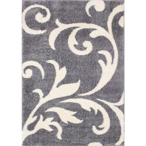 Fergus 12516 Grey White 6 x 8