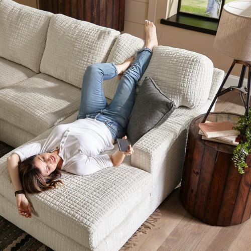 Gallery - DOVELY CHOFA Stationary Sofa