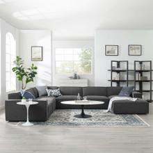Restore 7-Piece Sectional Sofa in Charcoal