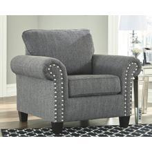 Agleno Chair Charcoal
