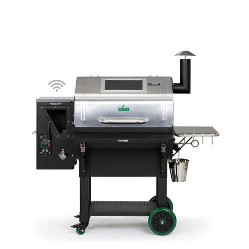 Green Mountain Grills - LEDGE - SS