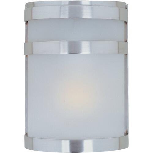 Arc 1-Light Outdoor Wall Sconce