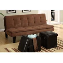 View Product - Adjustable Sofa + 2pcs Ottomans