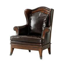 The Castle Fireside Upholstered Chair